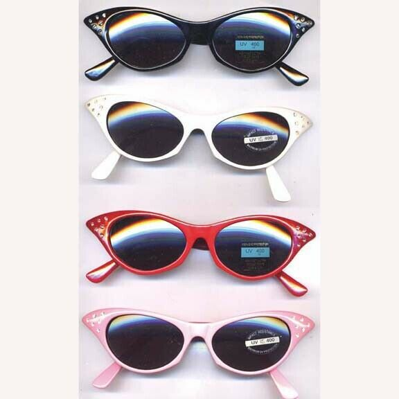Elope Rainbow Cat Eye Goggles