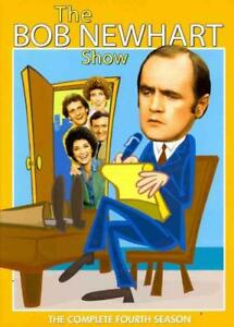 THE BOB NEWHART SHOW - THE COMPLETE FOURTH SEASON NEW DVD