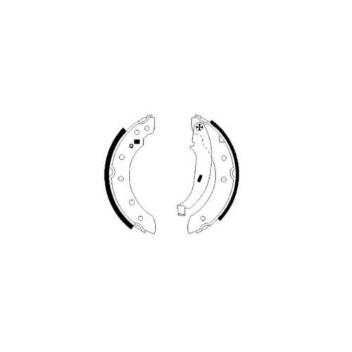 Nouvelle RENAULT CLIO MK2 1.2 16 V Véritable Mintex Frein Arrière Chaussures Set