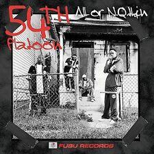 All or N.O.thin' [Edited] by 54th Platoon (CD, May-2003, Fubu)
