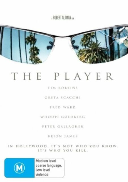 The Player - DVD Region 4 Good Condition