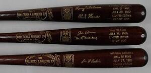 1965-HOF-Hall-of-Fame-Induction-brown-baseball-bat-304-500-Pud-Galvin