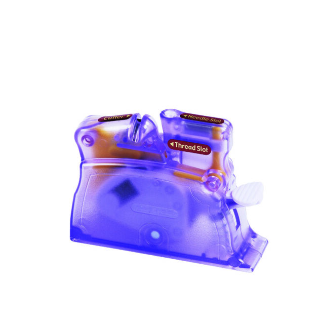 Clover Needle Threader Desk Purple | 304071