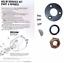 Seastar Baystar Helm HP6032 Helm Repair Kit Nut-Key-Seal Steering Teleflex MD