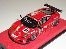 1/43 BBR Ferrari F430 GT FIA Spa 2008 AF Corse #51