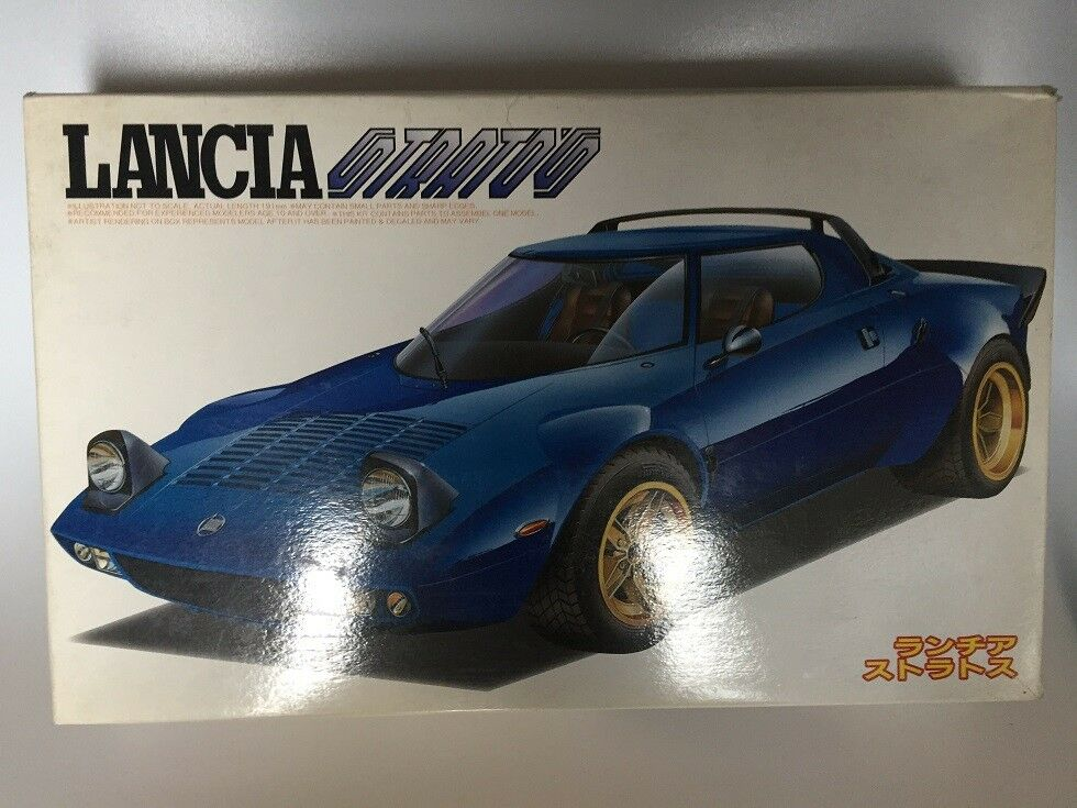 1 20 Fujimi Lancia Stratos