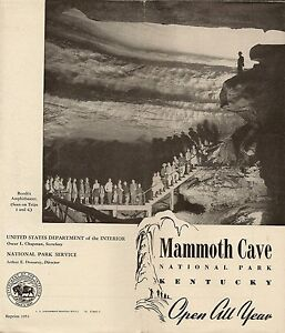Mammoth Cave Tour Ratings