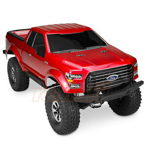 jconcepts 2016 ford f 150 scale crawler clear body scx10. Black Bedroom Furniture Sets. Home Design Ideas