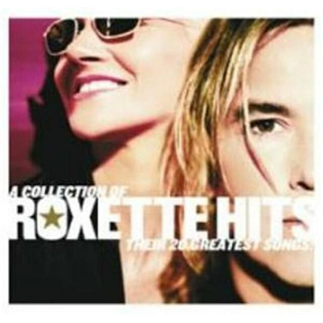 Roxette A Collection Of Roxette Hits CD NEW