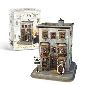 Harry-Potter-Ollivanders-Varita-Shop-3D-Rompecabezas-Modelo-PL