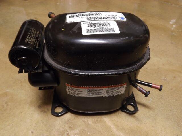R22 Hermetic Compressor Tecumseh 1/5 HP 220v 50 HVAC Refrigeration