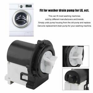 New Original Lg Washer Drain Pump Motor Lg 4681ea2001t Or 4681ea2001d Ebay