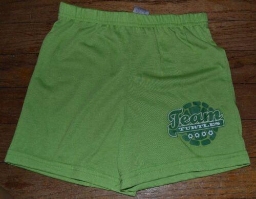 Teenage Mutant Ninja Turtles Baseball 2 Piece Summer Short Pajama Licensed