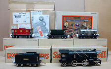 WS Lionel 51009 Pre War Celebration Series No. 269E O Gauge Freight Train Set