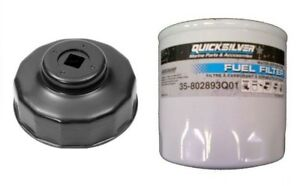 Quicksilver Outboard Engine Water Separating Filter Wrench Mercruy