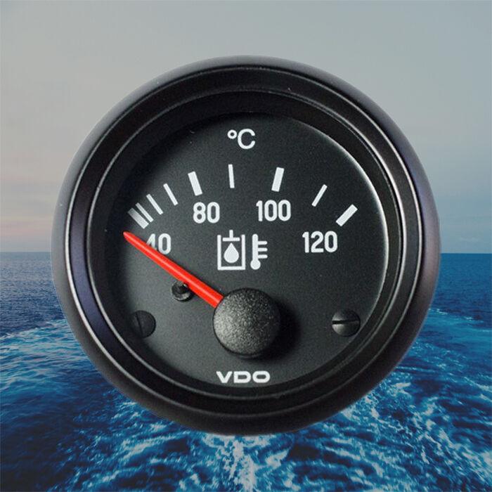 VDO VDO VDO International Hydraulik Öltemperaturanzeige 52mm 2  40-120C 310-040-013C 9d1226