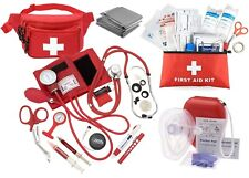 Nurse Emt Paramedic Essential All In One Bundle First Aid Kit Nurse Toolscpr