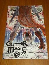 GUTTER MAGIC #2 IDW COMICS