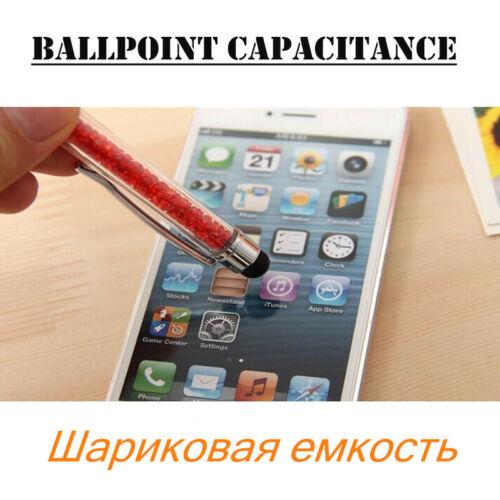 10 StüCke Kristall Stift Diamant Kugelschreiber Schreibwaren Stift Neuheit G iko