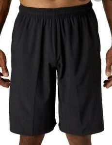 NWT-REEBOK-Men-039-s-Speedwick-Sport-Woven-Athletic-Shorts-Black-or-Gray-SIZE-L