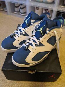 Nike Air Jordan 6 VI Retro Low Ghost