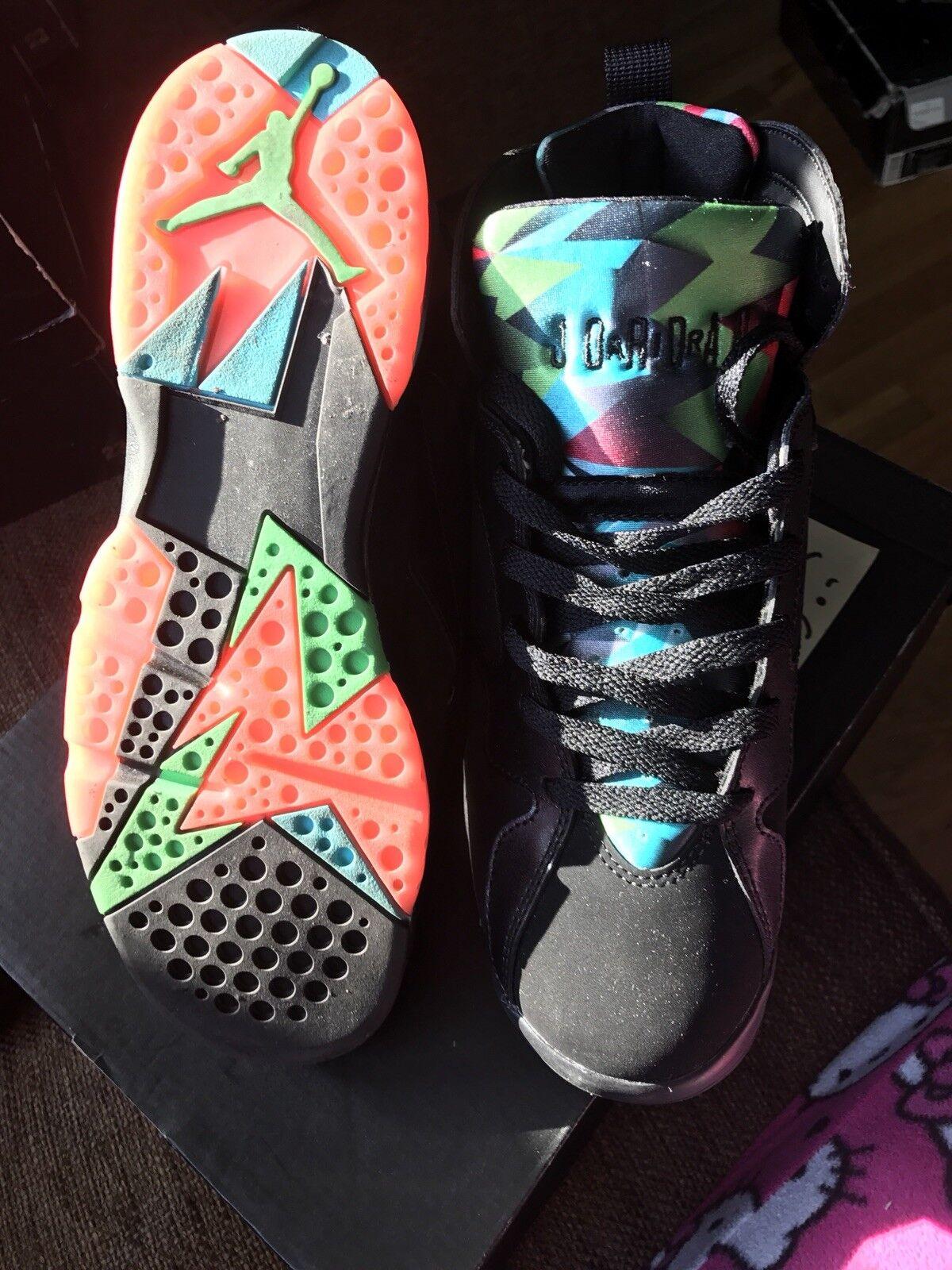 Nike Air Jordan 7 Barcelona Nights Size 7