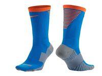 Nike Dry Squad Performance Cushioned Crew Soccer Socks Style Sx5345-406 M (6-8)