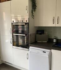 Pewter x 12 Westminster D Handle 160mm Kitchen Cupboard Door Handles
