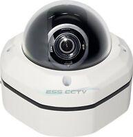 Hd-sdi 2 Mp Megapixel Security Dome Camera 1080p Sony Cmos, 3.7mm 1000 Tvl 3-dnr