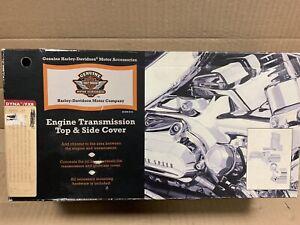 Harley-Davidson-Engine-amp-Transmission-Cover-Kit-Dyna-66516-07