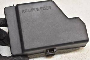 2001 2003 toyota prius fuse box cover lid oem 01 03 ebay rh ebay com