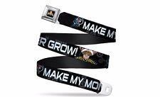Power Rangers Make My Monster Grow Officially Licensed Seatbelt Belt