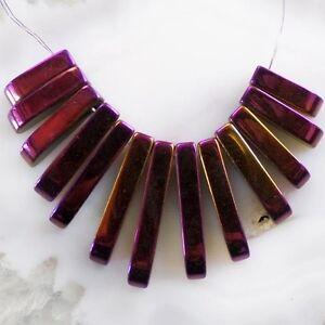 Red Hematite Beads 13pcs Red Hemat...