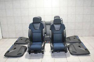 Recaro-Sitzausstattung-Sitze-Sportsitze-vorne-Teilleder-Opel-Meriva-A-OPC