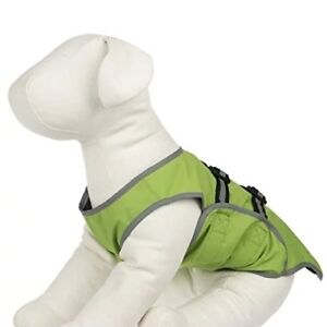 Top-Paw-Cooling-Vest-for-Dogs-Size-Large-Color-Green-amp-Black