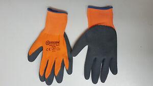 Werckmann-SCHRUMPF-LATEX-Arbeitshandschuhe-Handschuhe-Arbeit-robust-stabil-Gr-9