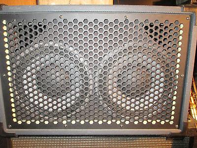 "90's Warwick 2 X 10"" Bass Cab - 300 Watts - Made In Germany Exquisite Handwerkskunst;"