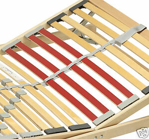 7 zonen lattenrost 80x200 90x200 100x200 120x200 140x200. Black Bedroom Furniture Sets. Home Design Ideas