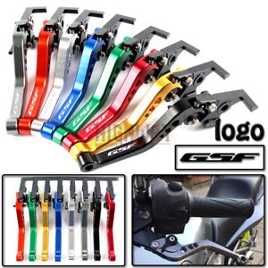 Kurz-Einstellbar-Brems-Kupplung-Hebel-Brake-FUR-Suzuki-GSF1200-BANDIT-2001-2006