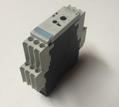 Siemens time relay Sirius 3r 3rp1525-1bw30