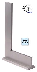 PROMAT-Praezisions-Winkel-DIN875-II-Schenkellaenge-75-bis-1000-mm-Stahl-m-Anschlag