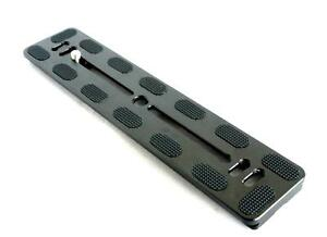 200mm Quick Release Plate PU-200 for Benro Arca Swiss etc.. Compatible PU200