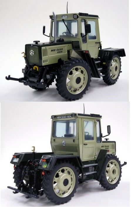 Manière-TOYS 1016 MB-TRAC 1100 w441 modèle 1987-1991, 1 32, NEUF dans sa boîte
