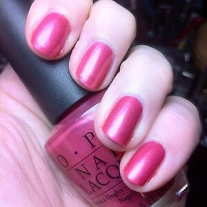Image Is Loading Opi Nail Polish Nl J10 Holy Pink Paa