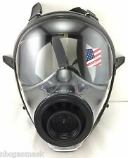 Mestel Safety SGE 150 NBC Gas Mask - BRAND NEW ((mfg 2017)) NATO 40mm Respirator