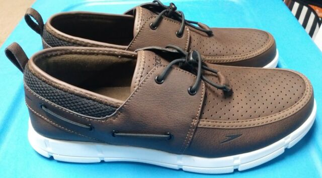 50e5f4fde63e Men s Speedo Port Water Traction Shoes Brown Size 12 1178733 for ...