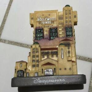 MAGNET-Aimant-TOT-Tour-De-La-Terreur-3D-Disneyland-Paris