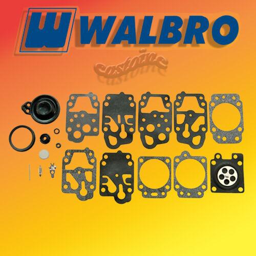 K21-WYK Echo,Kawasaki K20-WYK Genuine Walbro Gasket /& Diaphragm Kit K13-WYK