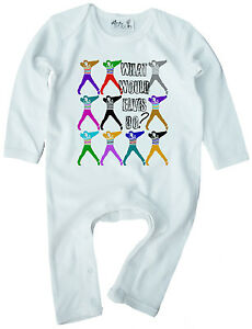 Dirty Fingers Baby Romper suit Playsuit Gift What would Elvis Do? Rock n Roll