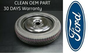 12-13-14-15-16-FORD-FOCUS-SPARE-TIRE-RIM-WHEEL-DONUT-COMPACT-OEM-125-80-16